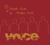 Cover der CD Schrille Nacht, Heilige Nacht